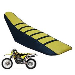Universal Gripper Rubber Soft Motorcycle Seat Cover - RMZ250