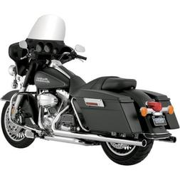 Vance and Hines Big Shots Duals Chrome Full System Exhaust f