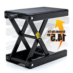 Venom Motorcycle Center Jack Hoist Scissor Lift Stand For Su
