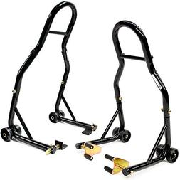 Venom Sport Bike Motorcycle Front Fork & Rear Paddle Combo W