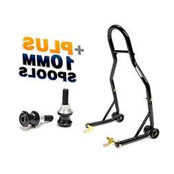 Venom Sport Bike Motorcycle Rear Wheel Swingarm Spool Lift S