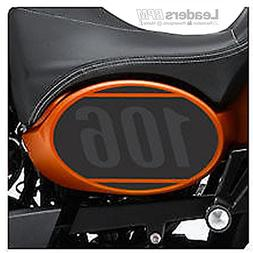 Victory Motorcycle New OEM Black & Orange 106 Engine Graphic
