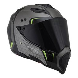 Woljay Dual Sport Off Road Motorcycle helmet Dirt Bike ATV D