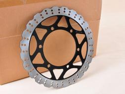Wotefusi Motorcycle Front Brake Disc Rotor For Kawasaki EX25