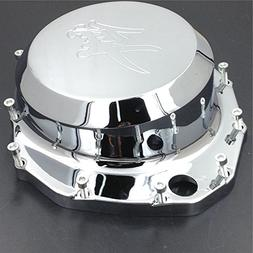 XKH Group Motorcycle Engine Clutch Cover for Suzuki Hayabusa
