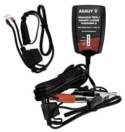 Yuasa (YUA1201000 1 Amp Automatic Battery Charger and Mainta
