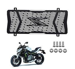 Z650 Motorcycle Radiator Grille Grill Guard Protective Cover