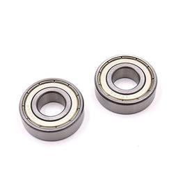 Uxcell a17060200ux0163 2Pcs 6203Z Stainless Steel Motorcycle