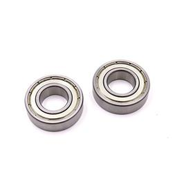 Uxcell a17060200ux0174 2Pcs 6004Z Stainless Steel Motorcycle