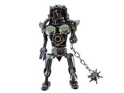 """col-p Aliens Predator Figure 7"""" Hybrid Scrap Welded Metal"""