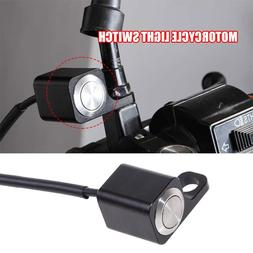 Aluminum Alloy Black Accessories Light Switch Stable Rearvie