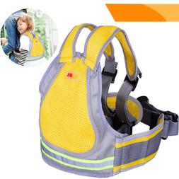 Jolik Child Motorcycle Safety Harness with 4-in-1 Buckle, Br