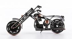 lanbing Classic Handmade Wrought Iron Harley Motorcycle Mode