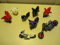 LEGO CLASSIC MOTORCYCLE 5 bikes police Catwoman Avenger & mo