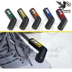 colorful moto shift case boot motorbike protection shoe shif