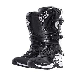 Fox Racing Comp 5 Men's Off-Road Motorcycle Boots - Black/Si