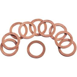 Eastern Motorcycle Parts A-41744-58 Copper Crush Washers for