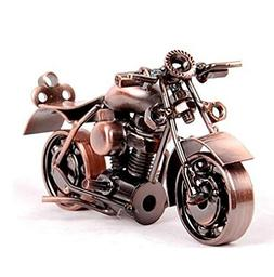 MYTANG Creative Office Desktop Accessories The motorcycle lo