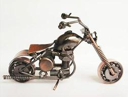 NEWQZ.COM Creative Office Desktop Accessories The motorcycle