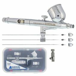 Master Airbrush G233-SET Multi-Purpose Precision Dual-Action
