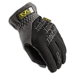 Mechanix Wear - FastFit Work Gloves, Black/Gray, Large MFF05