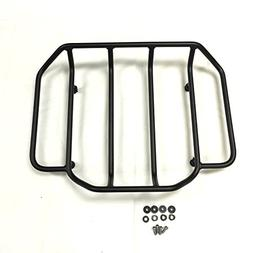 HTT Group Motorcycle Black Luggage Rack Rail Trunk Luggage R