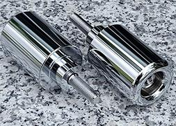 i5 2000-2003 Honda CBR 929RR 954RR CHROME FRAME SLIDERS