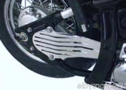 i5® Chrome Drive Shaft Cover for Yamaha VStar V-Star 650 11