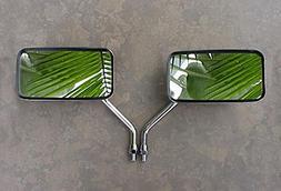 i5 Chrome Mirrors to fit Yamaha Handlebar Mount