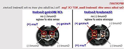 cciyu Xenon 6000K 60W 6000LM LED Fog