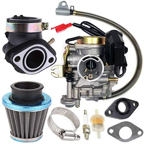 139qmb carburetor for gy6 50cc 49cc 4
