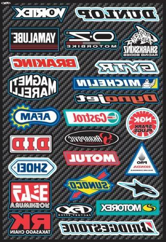 15 68800 street sponsor sticker sheet kit