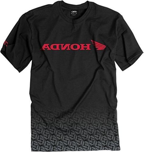 15 88306 honda fade t shirt black