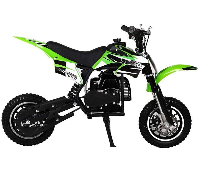 49Cc 2-Stroke Power Mini Dirt Bike Dirt Off Scoote