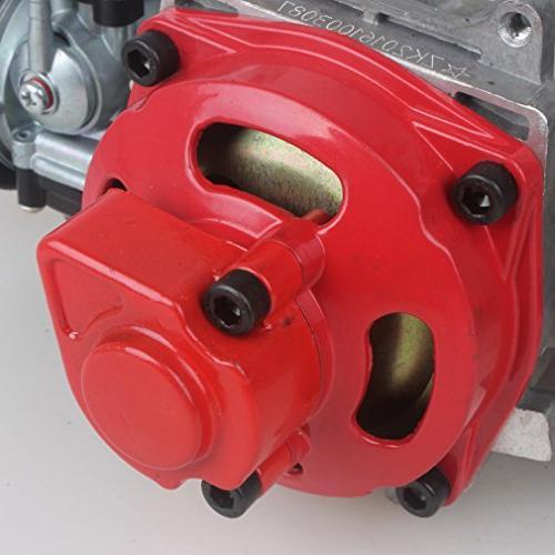 49cc Pocket Bike Performance Cylinder Cover Engine