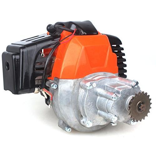 49cc engine w gear reduction transmission
