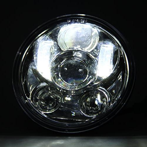LED Davidson Chrome
