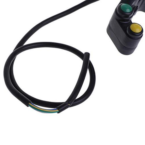 12V Motorcycle Switches 22mm On-Off Waterproof