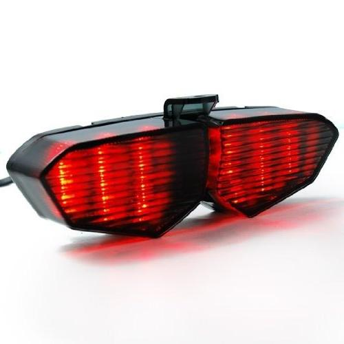 60 LED LEDS Integrated Motor taillight Motorcycle Replacemen