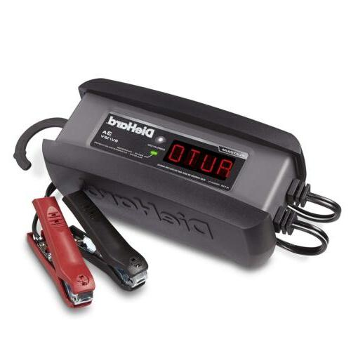 DieHard Platinum Smart Battery Charger 6/12