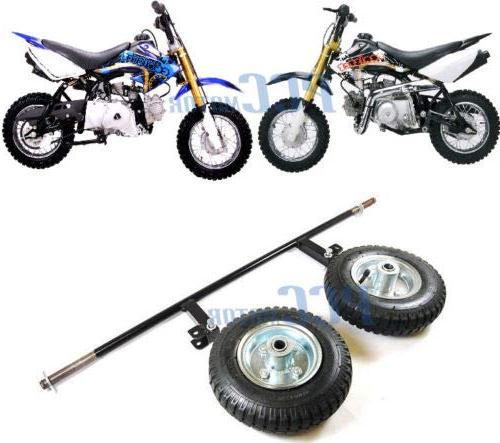 "8"" Training Wheels for Honda XR50 CRF50 Z50 Z50R 50cc Chines"