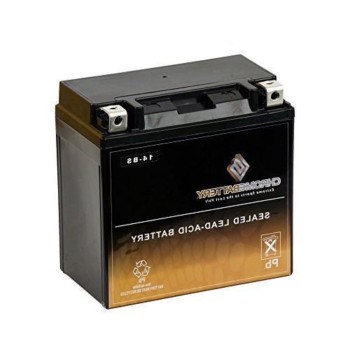 ATV Battery YTX14-BS for Honda TRX 500 420 450 350 300 Rubic