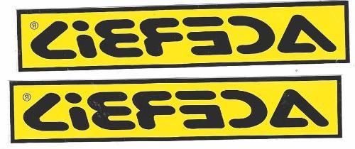 Acerbis Racing Decals Stickers Set of 2 Dirt Bike Motorcycle