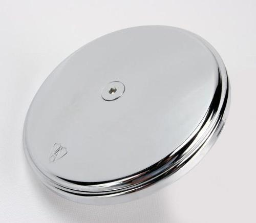 Arlen Ness Stage 1 Smooth Chrome Cover 18-760