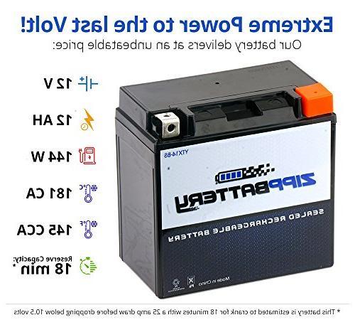Chrome Battery Performance-Maintenance Battery