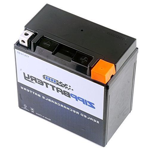 Performance-Maintenance AGM Motorcycle Battery