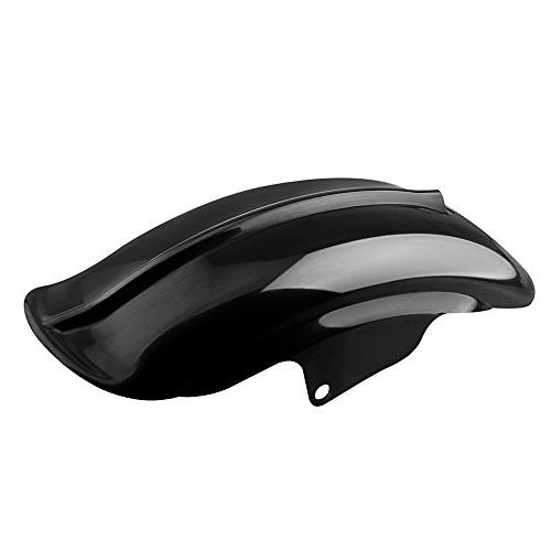 Custom Black Mudguard For Motorcycle Chopper Bobber Honda Star