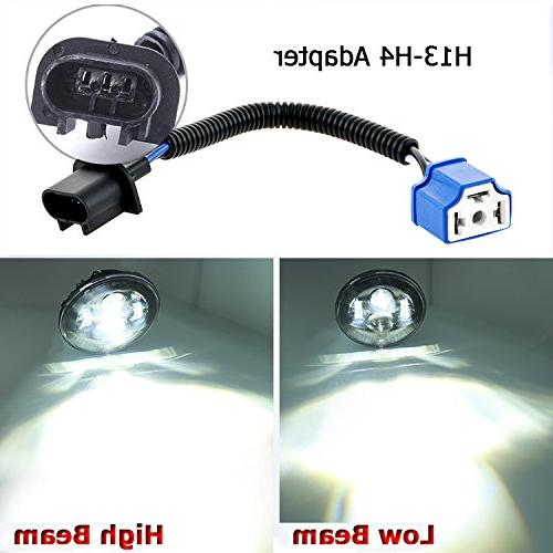 Dot Approved 7Inch LED Motorcycle Tour,FLD,Softail Heritage,Street Glide,Road King,Electra Glide,Yamaha Road Star Wrangler