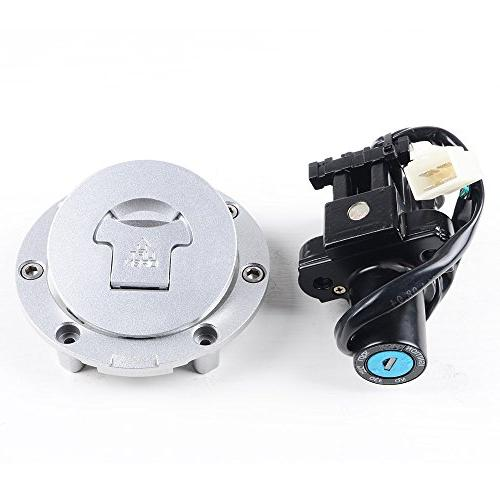 Fuel Gas Tank Ignition Switch Key For 2006 1000RR 03-06 600RR