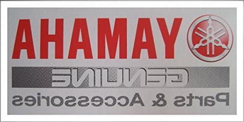 GASKET, CRANKCASE COVER 2, Genuine Yamaha OEM ATV / Motorcyc